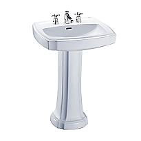 Guinevere® Pedestal Lavatory