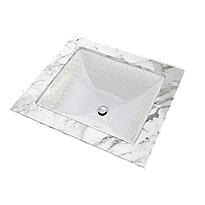 Waza® Sultana™ Undercounter Lavatory