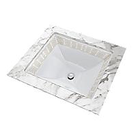Waza® Tiraz Undercounter Lavatory