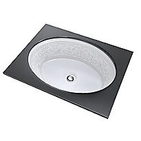 Waza® Barocco Undercounter Lavatory