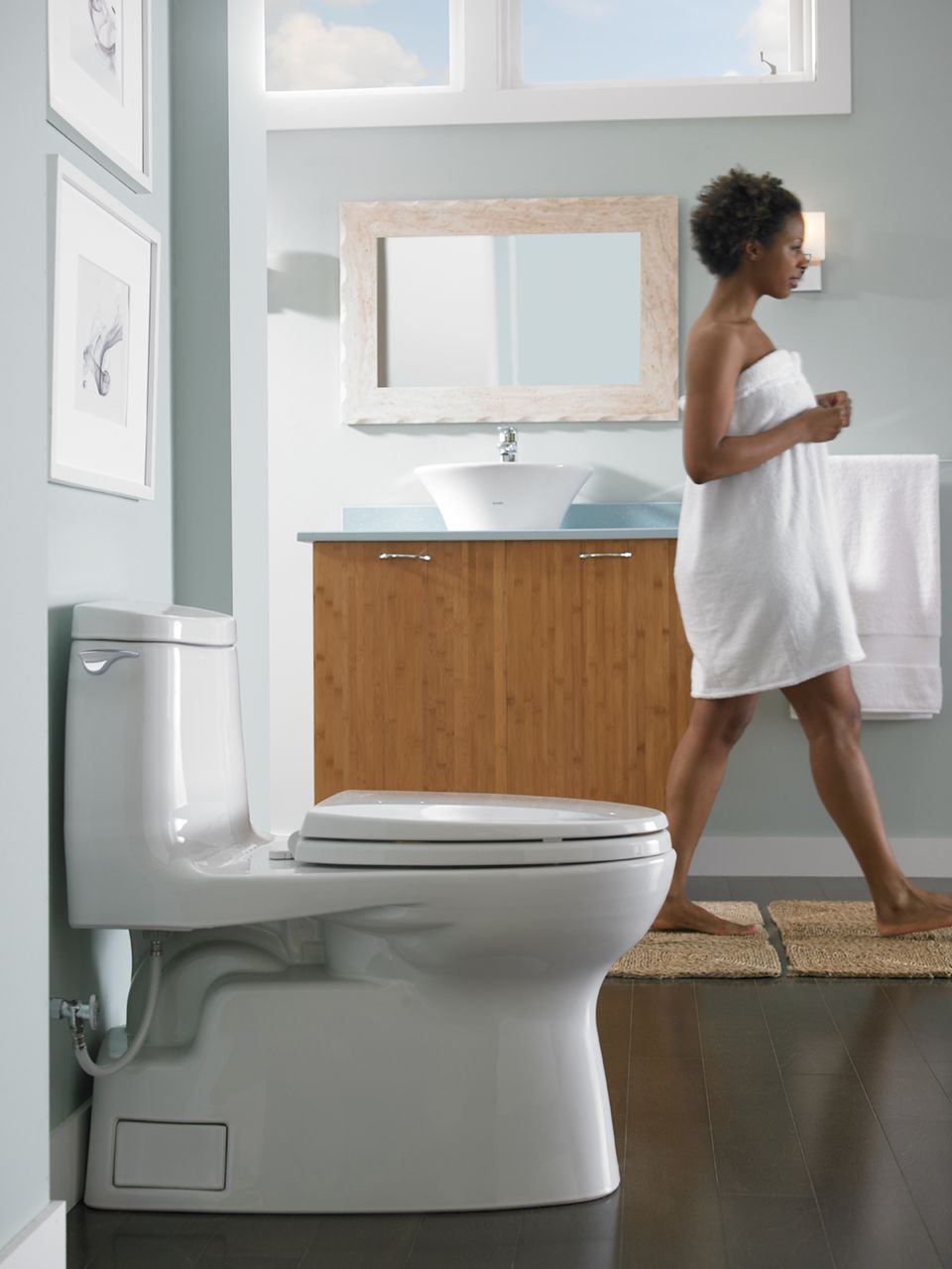 Carlyle 174 Ii 1g One Piece Toilet 1 0 Gpf Elongated Bowl