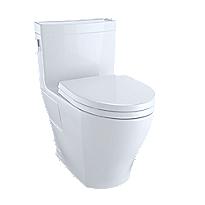 Legato™ One-Piece Toilet, 1.28GPF, Elongated Bowl