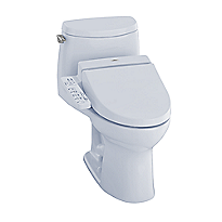 UltraMax II 1G Connect+™ C100 One-Piece Toilet - 1.0 GPF