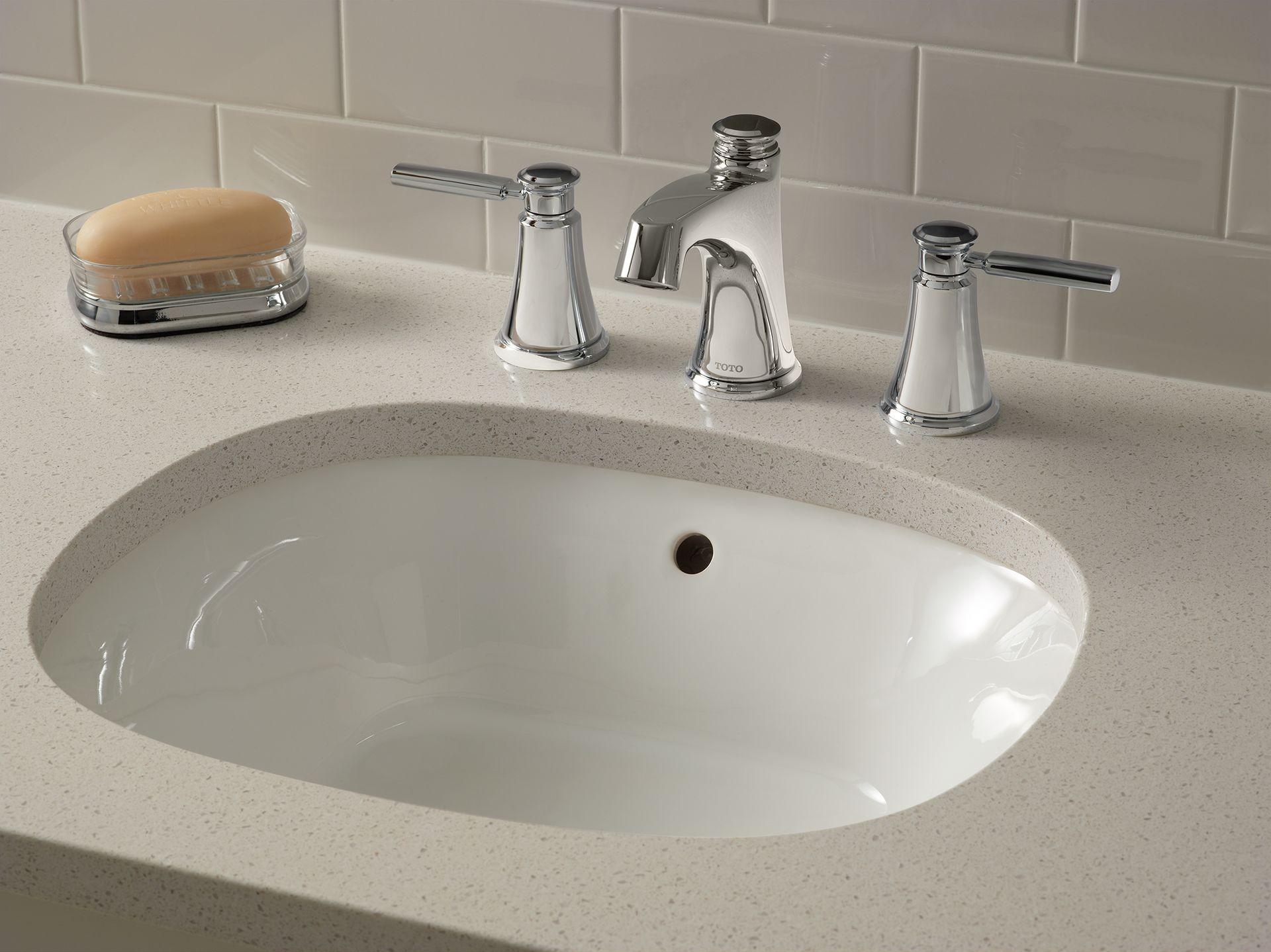 Keane™ Widespread Lavatory Faucet TotoUSA