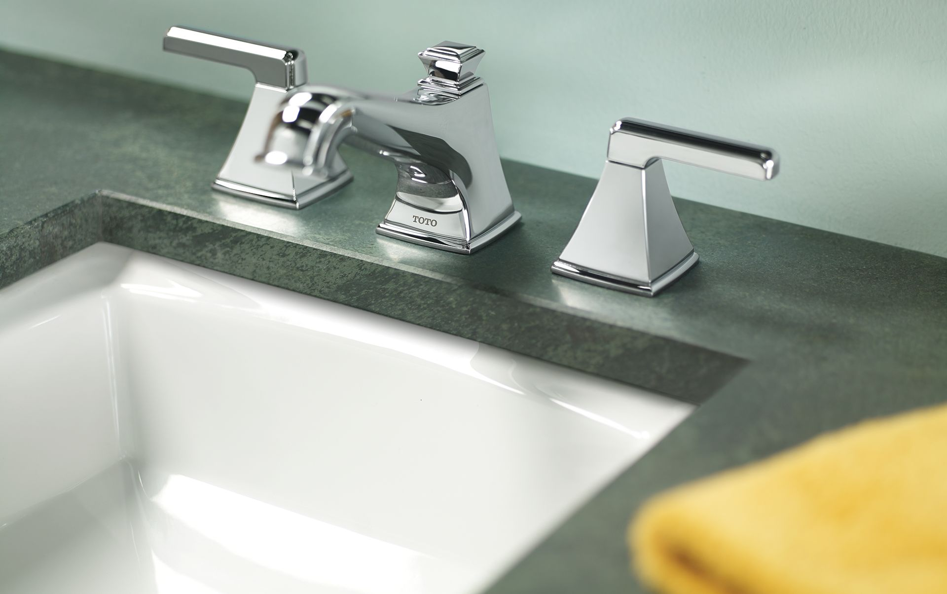 Connelly™ Widespread Lavatory Faucet TotoUSA