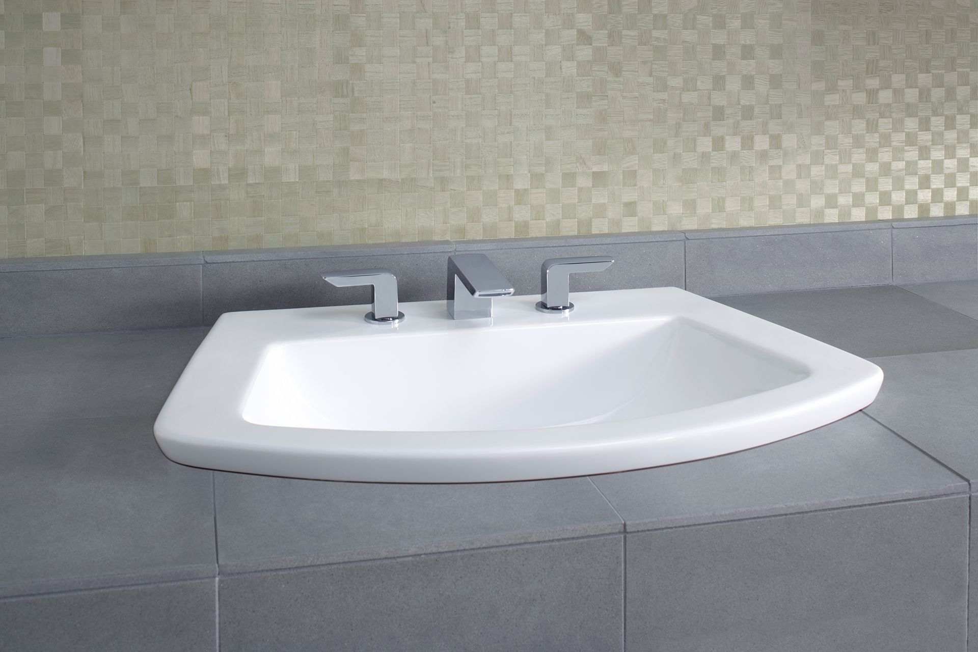 Soirée Widespread Lavatory Faucet 1 5 GPM TotoUSA