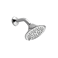 Transitional Collection Series A Multi-Spray Showerhead 5-1/2