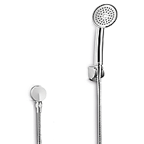 """Transitional Collection Series A Single-Spray Handshower 3-1/2"""" - 2.5 GPM"""