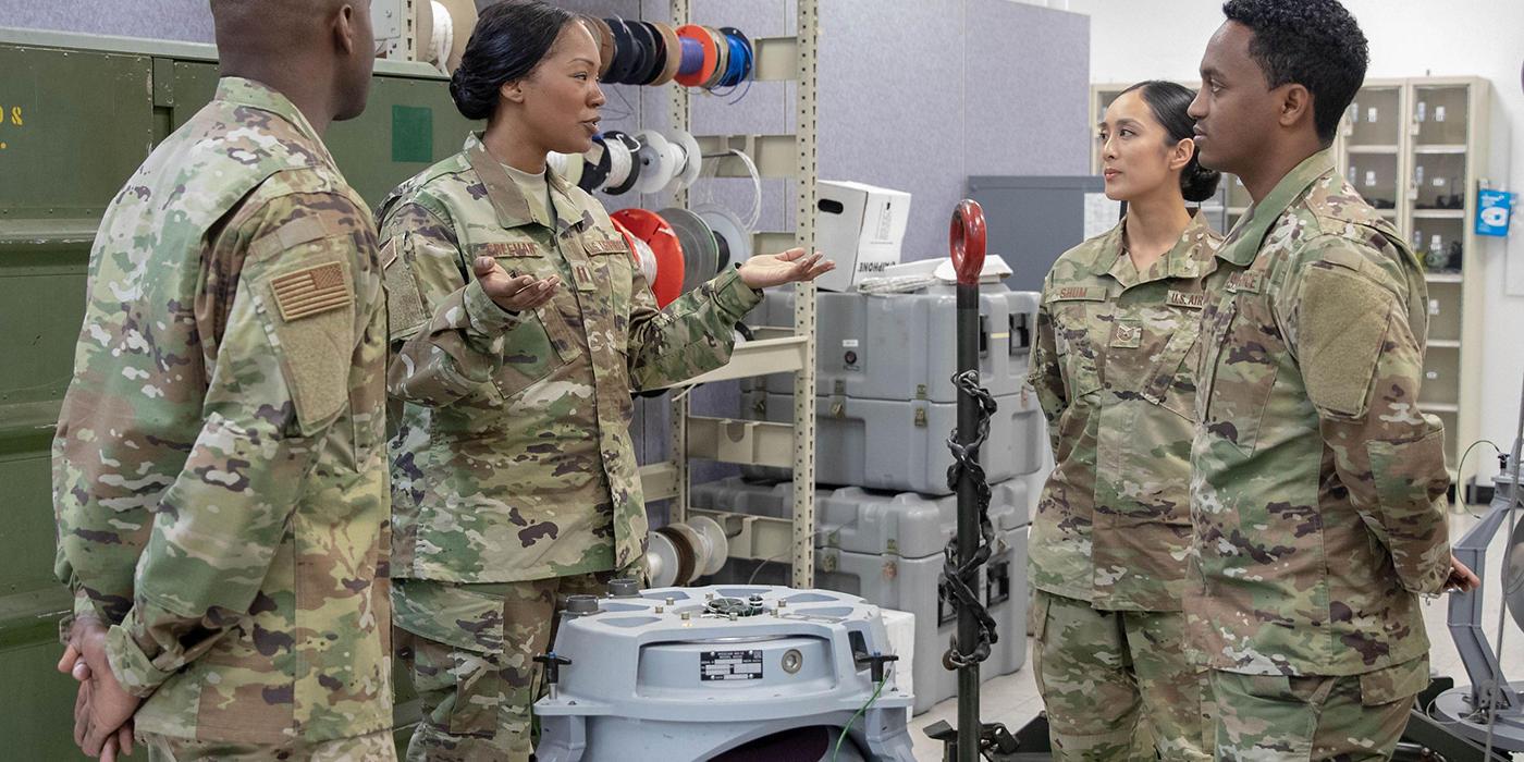 Parents, Families, Influencers | Air National Guard