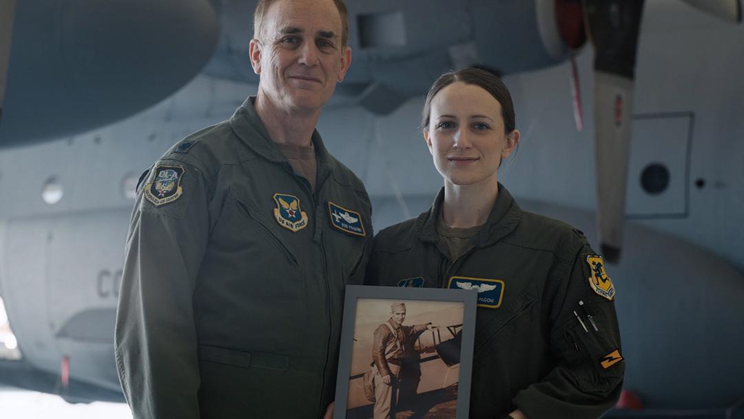 Air National Guard: Serve Your Way – 1st Lt Alexandra Pagoni
