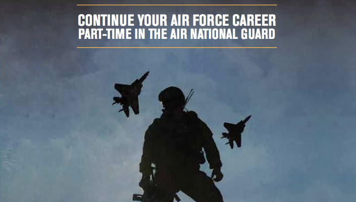 Air Force to ANG | Air National Guard