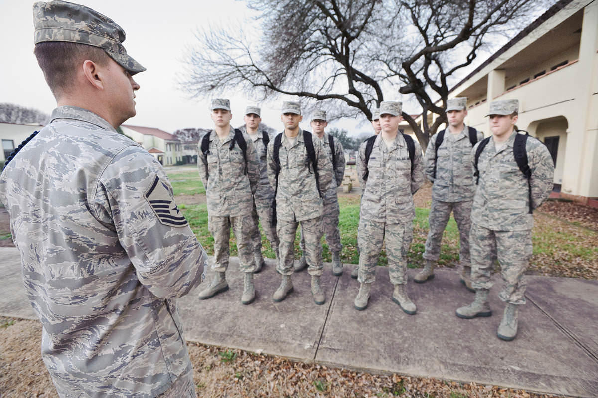 Basic Training & Career Development   Air National Guard