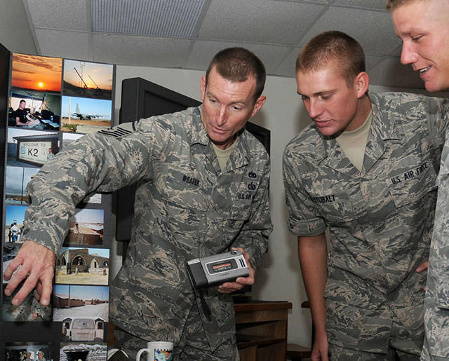 Basic Training & Career Development | Air National Guard