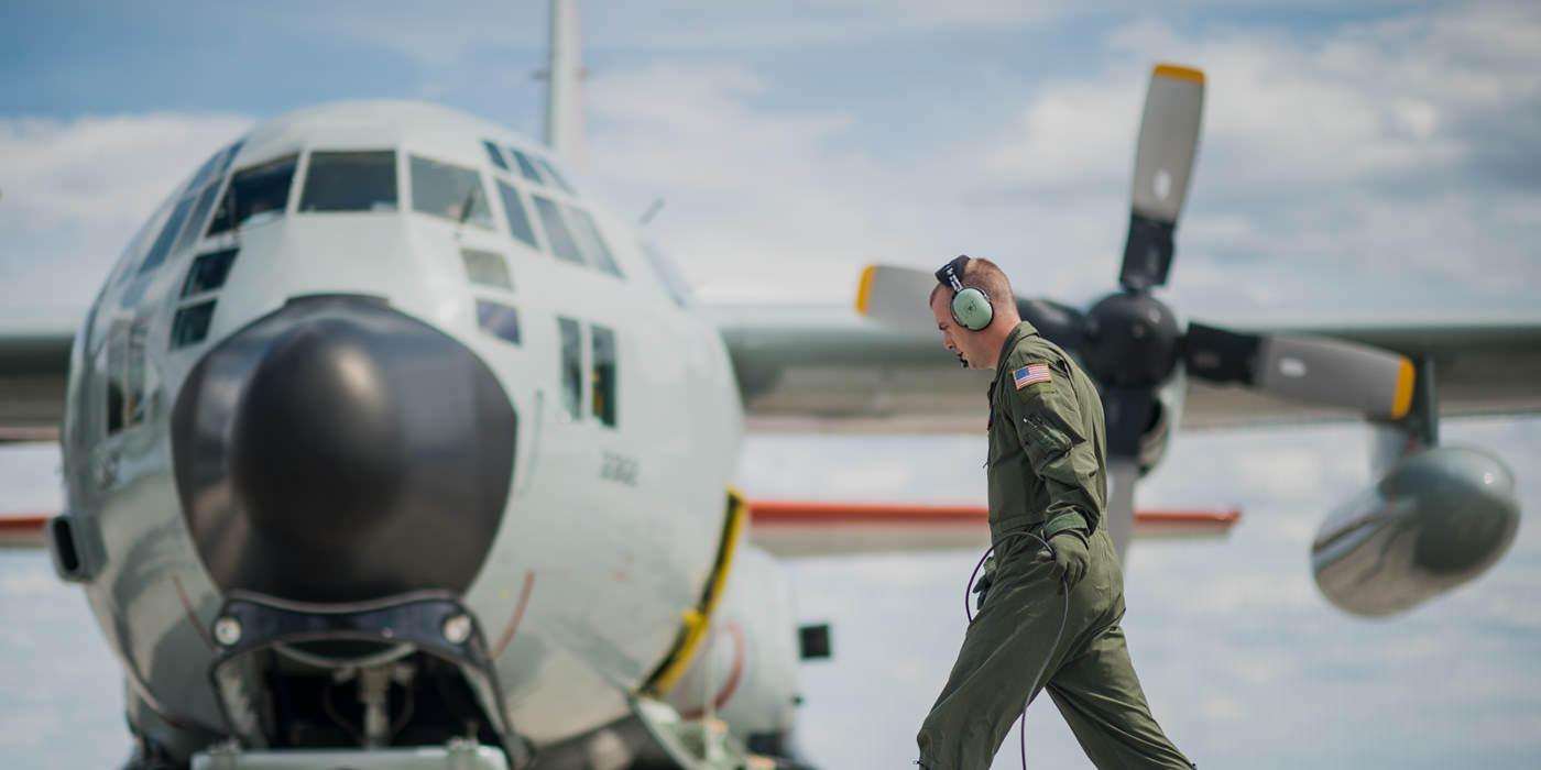 Flying | Air National Guard